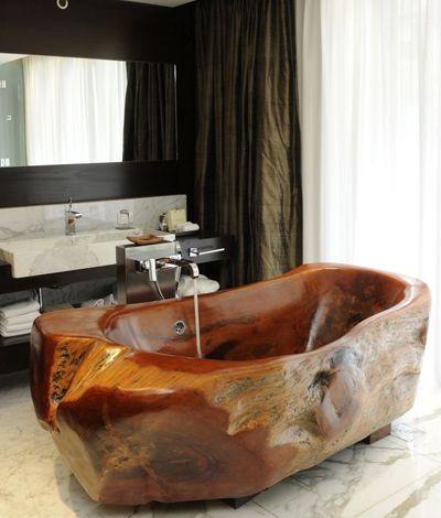 ванна из оникса
