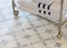 Мраморная мозаика актуальные тенденции в интерьере